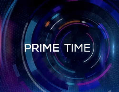 RTÉ - Prime Time Set