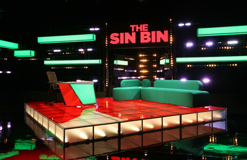 TV3 - The Sin Bin