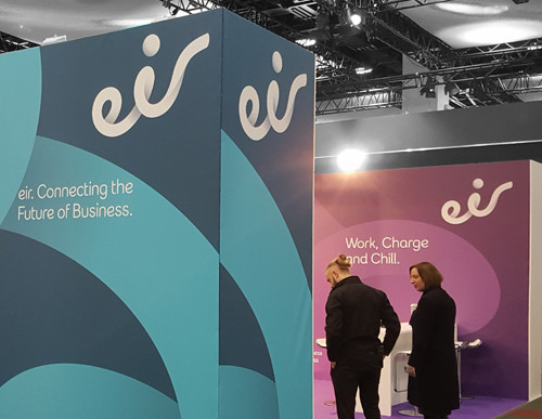 Eir - Dublin Tech Summit