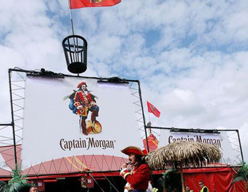 Special Event - Captain Morgan
