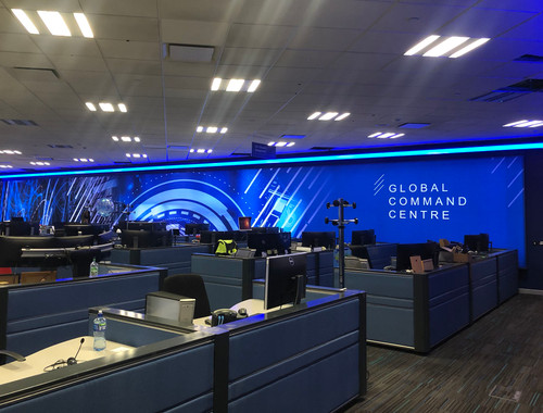 Dell Command Centre, Dell HQ, Limerick