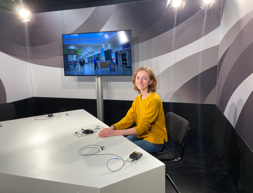 National University of Galway, Studio Set