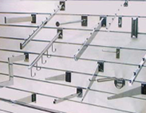 Slatwall Fittings
