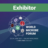 Hosting a digital booth at World Microbe Forum