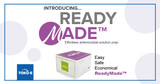 Effortless antimicrobial solution prep: Introducing ReadyMade™ Solutions