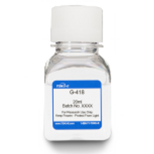 G418 Disulfate Solution (50 mg/ml in Water)