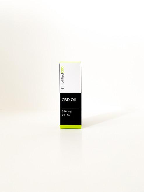 CBD Oil 500mg
