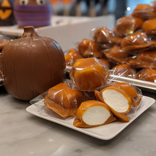 Pumpkin Spice Marshmallow Delights **LIMITED EDITION**