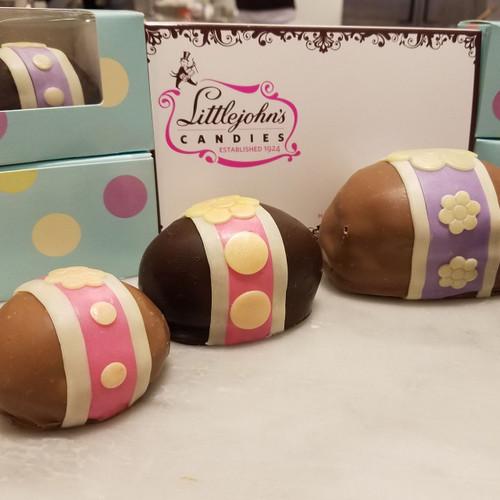 Buttercream Eggs