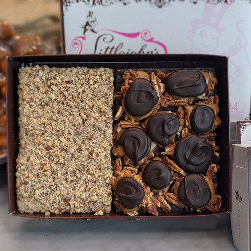English Toffee and Pecan Gadgets