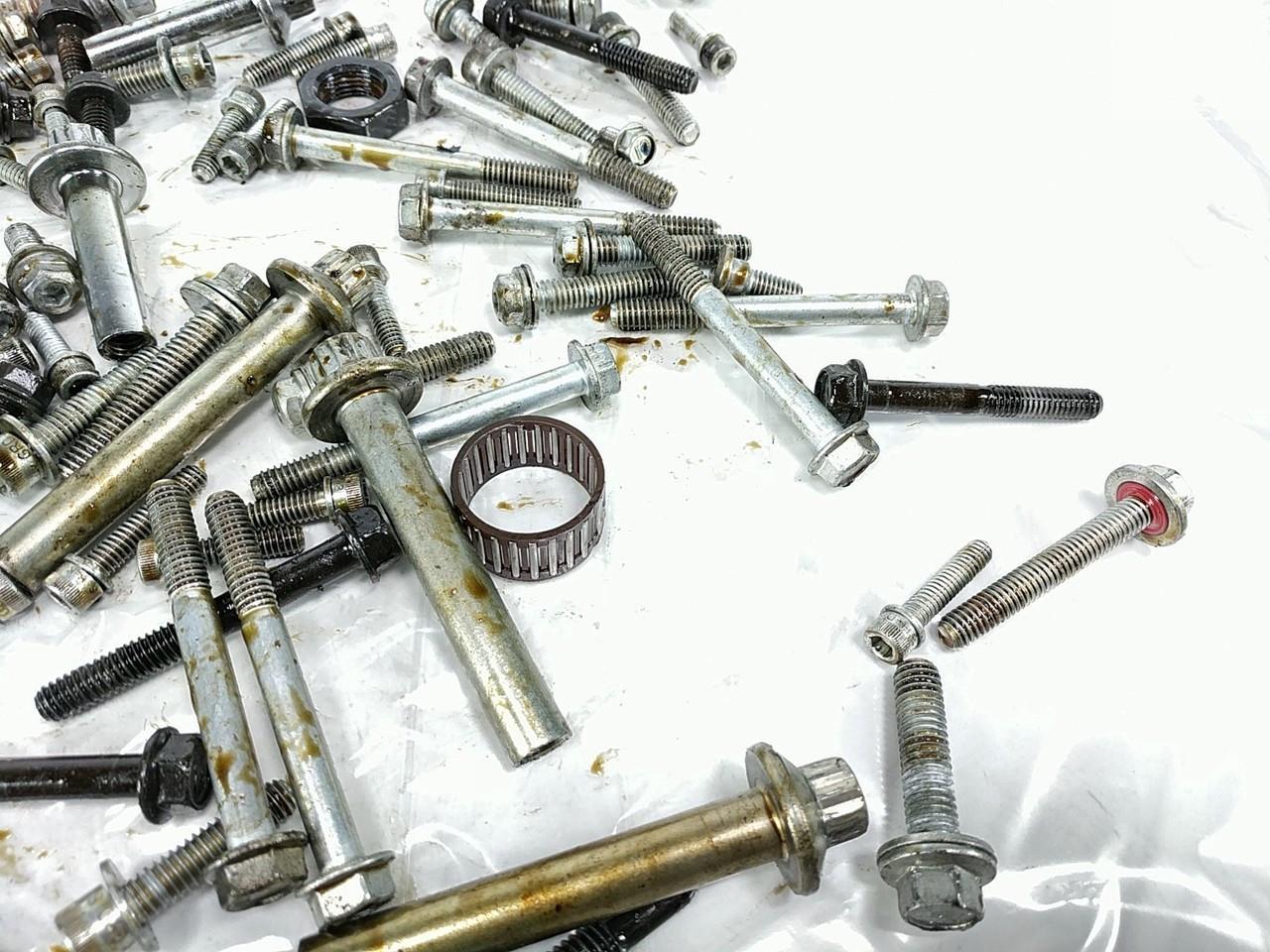 16 Harley Davidson FLHX Street Glide Miscellaneous Engine Motor Hardware Kit