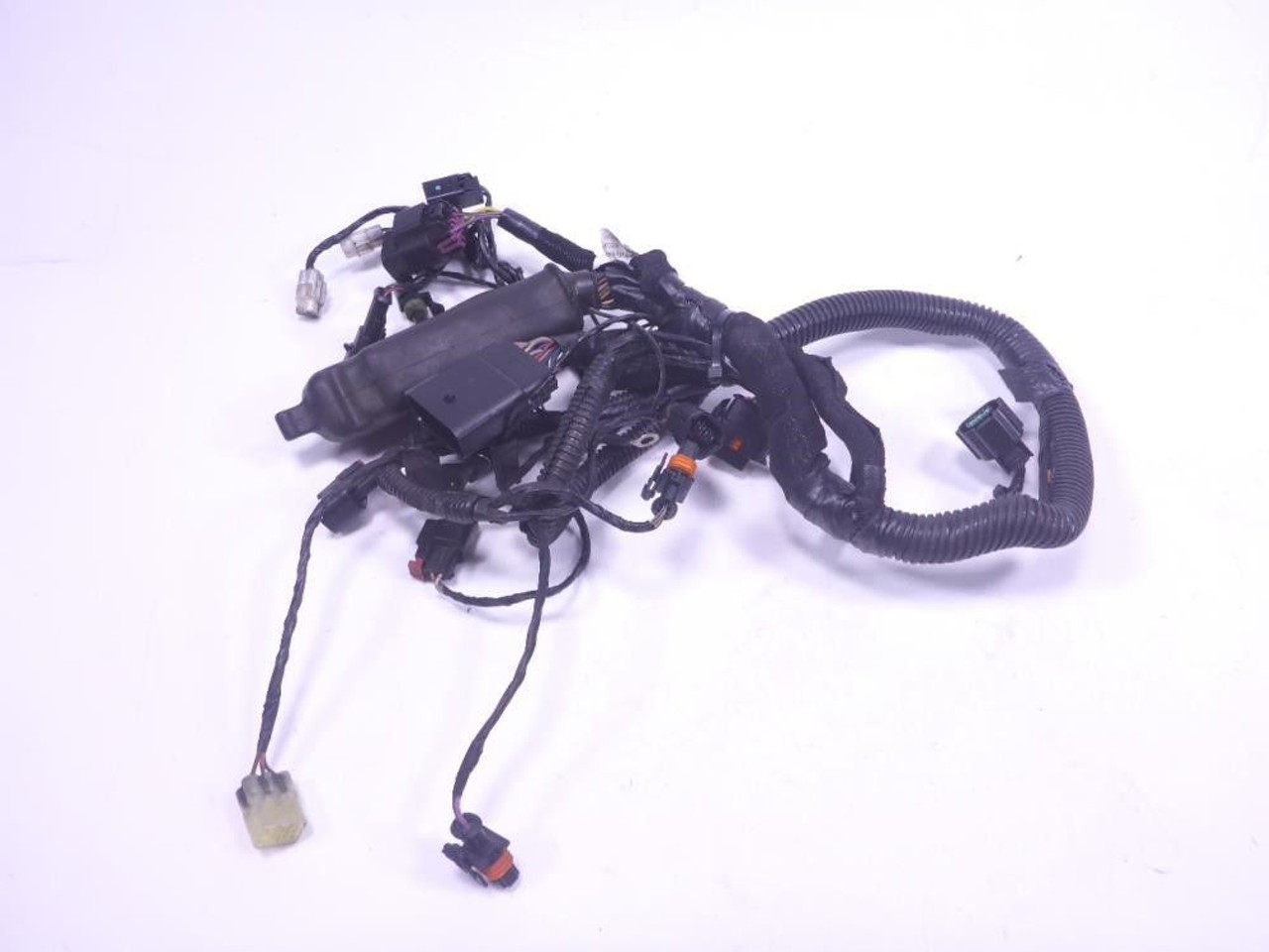 11 Victory Cross Country Sub Wiring Harness ECU Fuel Injector on