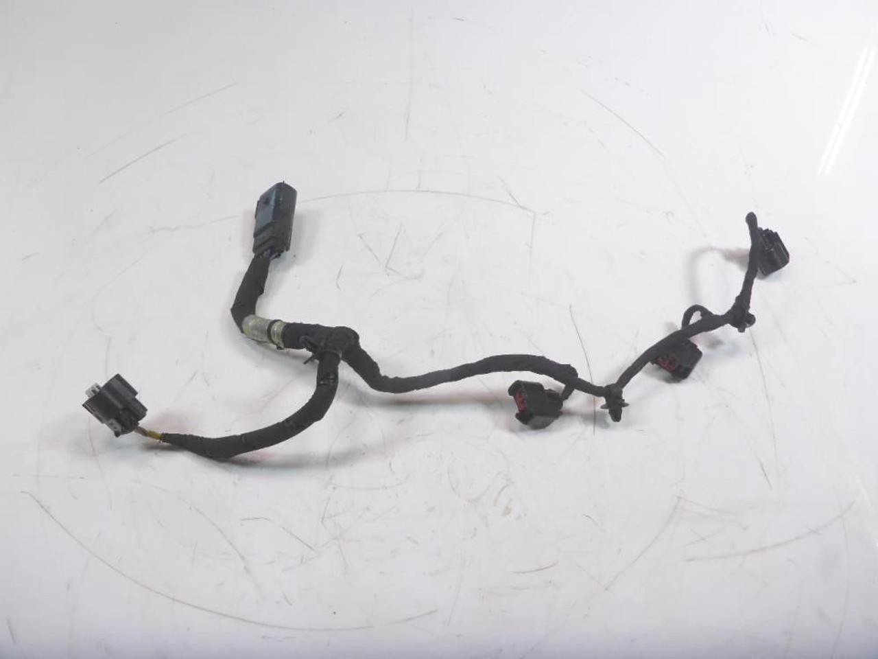 12 Chevrolet Camaro Fuel Injector Connector Wiring Wire Harness 12629928