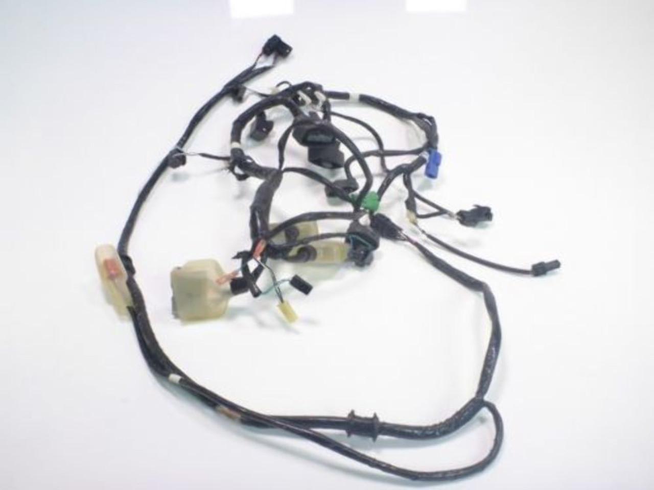 13 Honda Goldwing 1800 F6B Audio Radio CB Wiring Sub ...