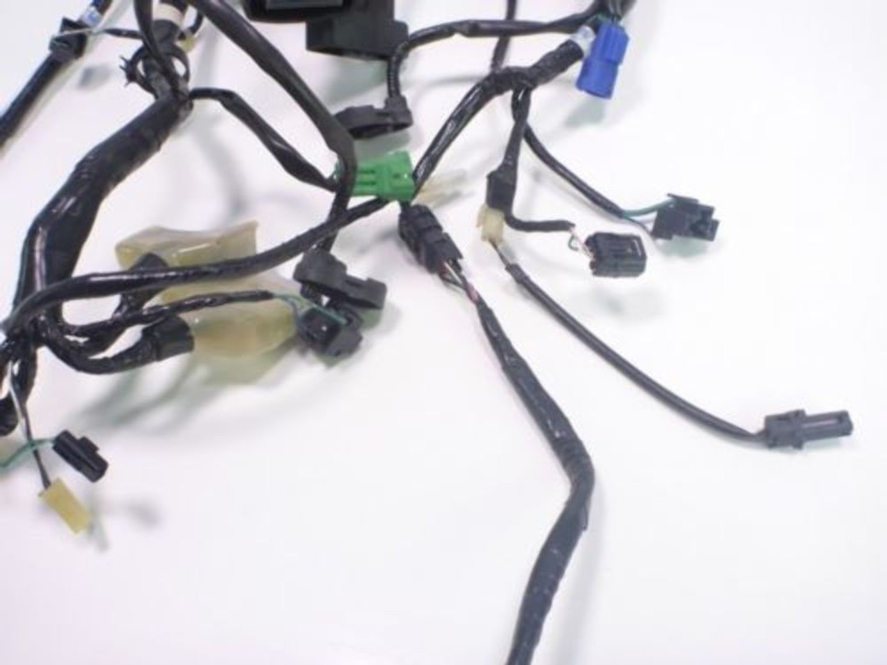 13 Honda Goldwing 1800 F6b Audio Radio Cb Wiring Sub Harness 32119-mjg-670