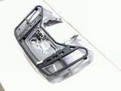 11 Can Am Outlander 650 Front Body Fender Luggage Rack 705004457 Plastic