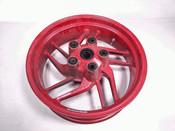 16 Ducati Monster 821 Rear Wheel Rim STRAIGHT 17 X 5.50