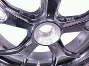 14 Ducati Streetfighter 848 Rear Wheel Rim STRAIGHT 17 X 5.50