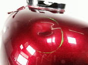 17 Harley Davidson FLTRX Road Glide Gas Fuel Tank 61000131DZT