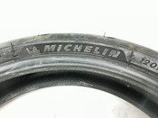 14 Yamaha FZ09 Front Tire MICHELIN Power Rs 120 / 70 - 17 58W