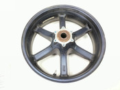 08 Buell 1125R Rear Wheel Rim STRAIGHT 17 X 5.50