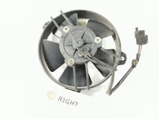 08 Buell 1125R Right Side Radiator Cooling Fan