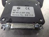 99 BMW K1200 LT Radio Voice Control Unit Control Switches 65 41-2 337 370