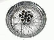 2007 Ducati Sport Classic 1000 Rear Wheel Rim STRAIGHT 17 X 5.50 50021361A