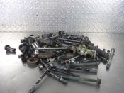 85 Kawasaki ZX 600 R Bolt Hardware Etc Kit