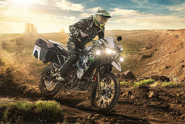 2022 Kawasaki KLR650 Overview | Kawasaki Is Coming For Honda