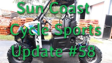Sun Coast Cycle Sports Update #58