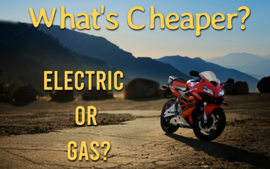 Are Electric Motorcycles Cheaper In The Long Run?