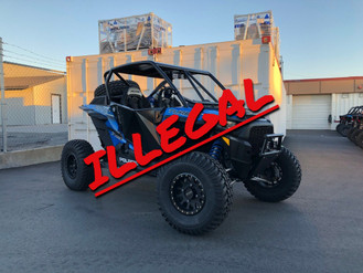 What States is it Legal to Drive a UTV on the Road?