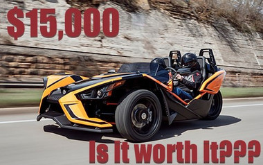 Is a Used Polaris Slingshot Worth $15,000?