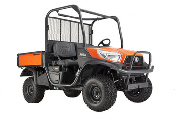 A Quick Overview of Kubota's RTV Models