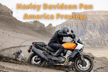 The Harley Davidson Pan-America is Finally Here, and It's as Ugly as All Get-out