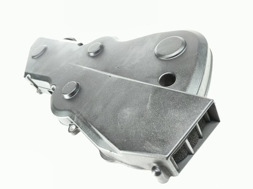 08 Ducati 1098 Horizontal Engine Motor Outer Cover 24510702A