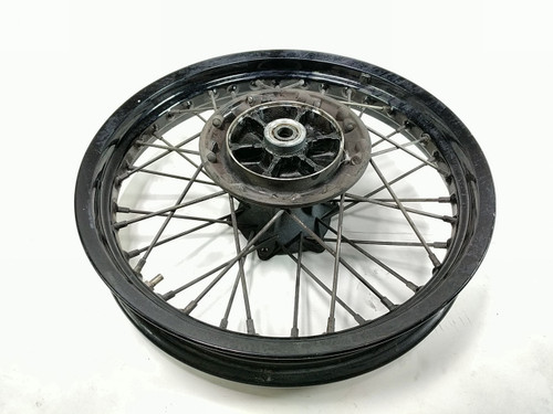 08 18 Kawasaki KLR 650 Rear Wheel Rim STRAIGHT