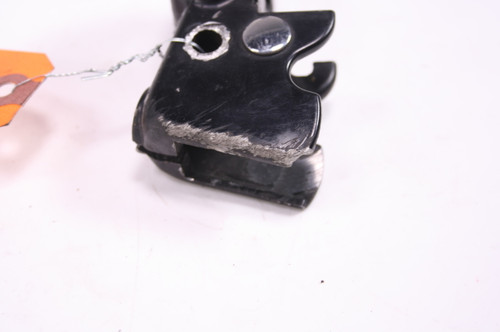 08 Harley Dyna FXDF Fat Bob Throttle Cable Lines Housing Mount Bracket