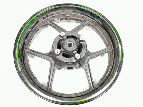 17 Kawasaki KLE 650 Versys Rear Wheel Rim STRAIGHT 17 X 4.50