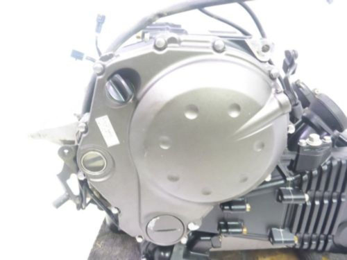 08 Kawasaki KLE 650 Versys Engine Motor LOW COMPRESSION
