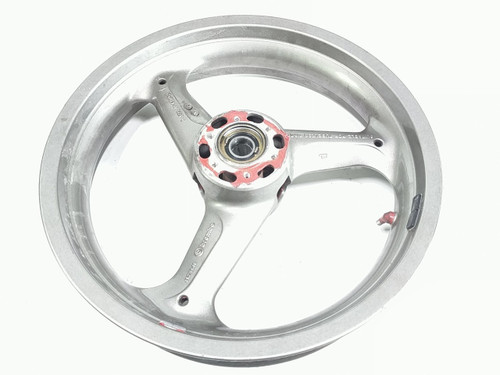 01 Ducati Monster 750 Front Wheel Rim STRAIGHT 17 X 4.50