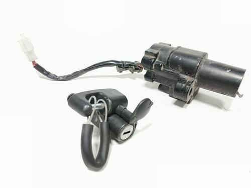 17 Honda XR650L Ignition Lock Helmet Lock Set NO KEY