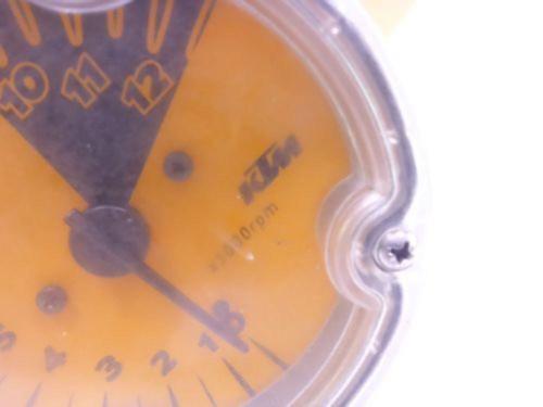 08 KTM Adventure 990 RPM Tach Tachometer Gauge 60014075000