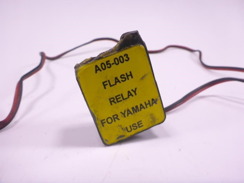 09 Husqvarna SM 610 Flash Relay A05-003