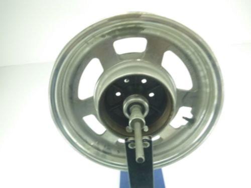 03 Hyosung GV 250 Alpha Aquila Rear Wheel STRAIGHT
