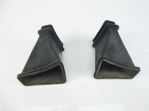 1982 Honda Silverwing Interstate GL 500 Air Intake Scoops Left Right Set PAIR Ducts
