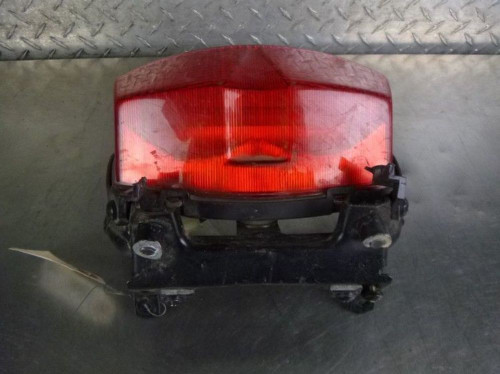 03 Kawasaki ZX7 ZX750 Rear Tail Brake Light & Bracket