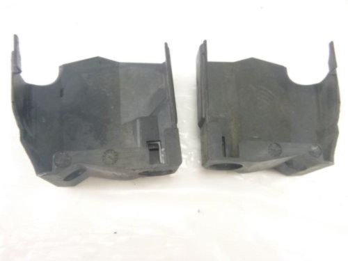 06 BMW R1200GS 504031-10 Throttle Body Covers