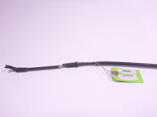 00-02 Kawasaki ZX6R 05-08 ZZR600 Choke Cable Line Damaged